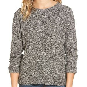Maxwell Cross Back Knit Pullover